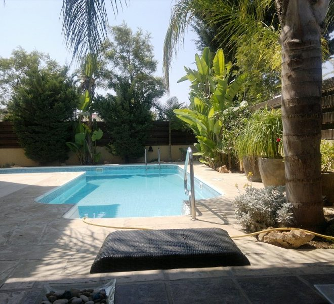 Spacious 4-Bedroom Villa in Limassol, Cyprus, AE12388 image 1
