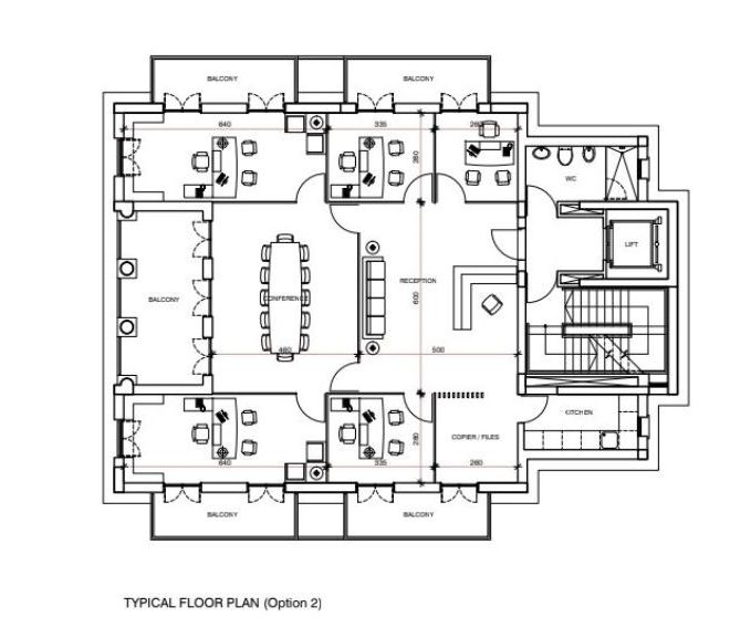 Luxury Brand New Commercial Building In Agios Athanasios in Agios Athanasios, Cyprus, AM 12755 image 2
