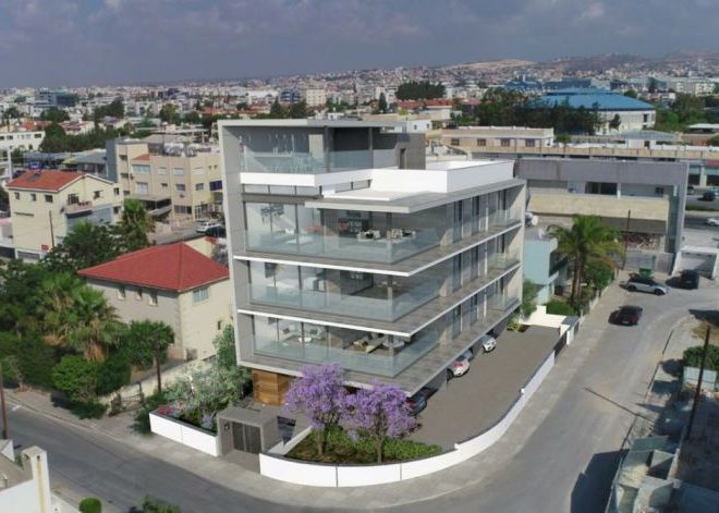 Limassol Property Contemporary Residential Complex in Limassol, Cyprus, AM12793 image 3