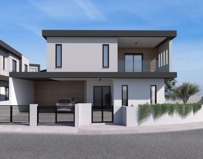 Limassol Property Luxury Modern Four Bedroom Villa in Agios Athanasios, Cyprus, AM12828 image 3