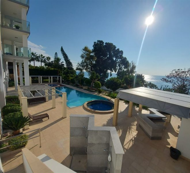 Limassol Property Seafront Luxury Three Bedroom Apartment in Agios Tychon, Cyprus, AE13121 image 3