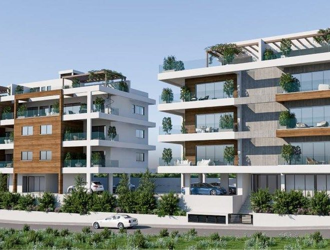 Modern 2-Bedroom Apartments for sale in Limassol AK11653 image 3