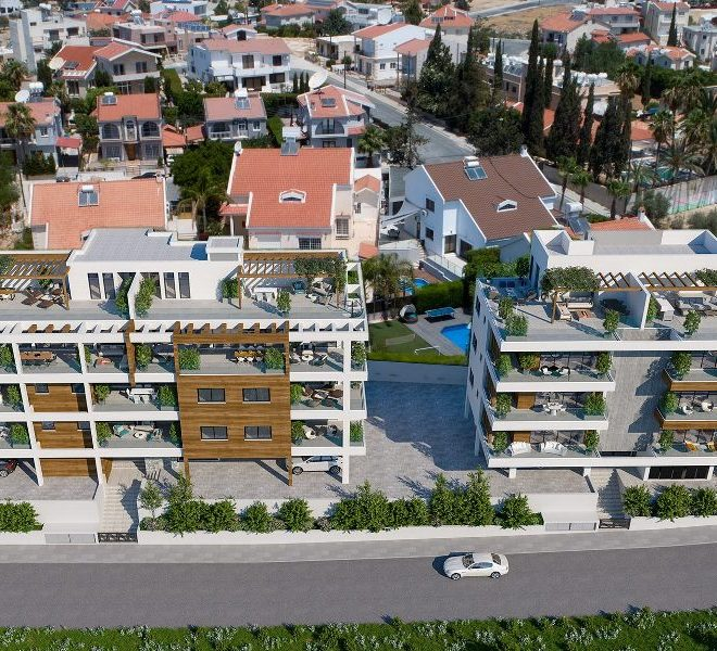 Modern 2-Bedroom Apartments for sale in Limassol AK11653 image 2