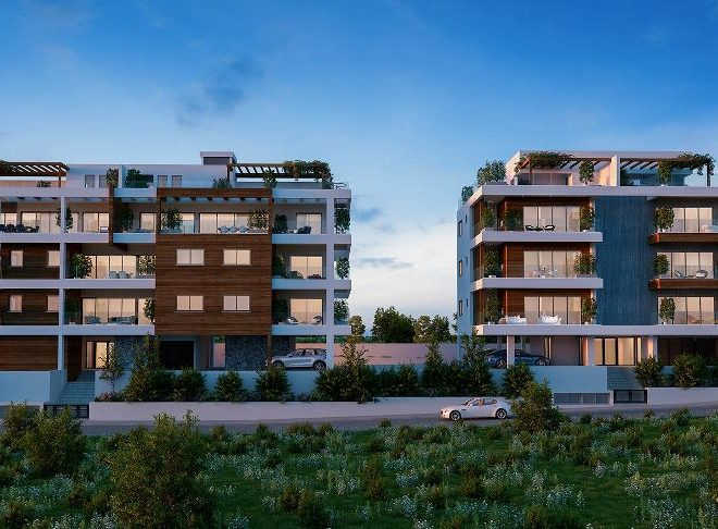 Modern 2-Bedroom Apartments for sale in Limassol AK11653 image 1