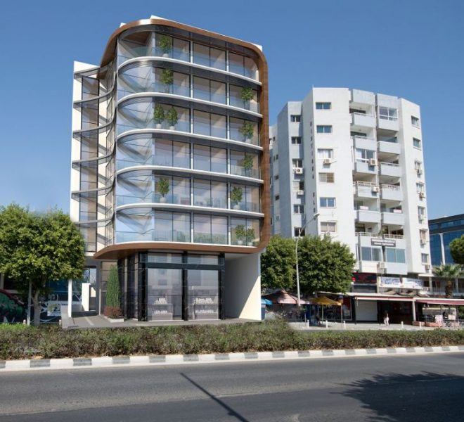 Prestige Business Center in Limassol, Cyprus, AK11937 image 1
