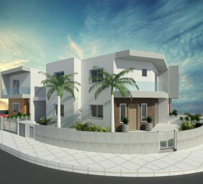 Semi Detached Houses for sale in Limassol AK12207 image 1