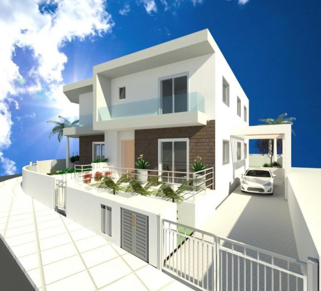 Semi Detached Houses for sale in Limassol AK12207 image 2