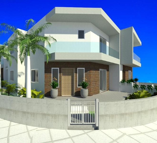 Semi Detached Houses for sale in Limassol AK12207 image 3