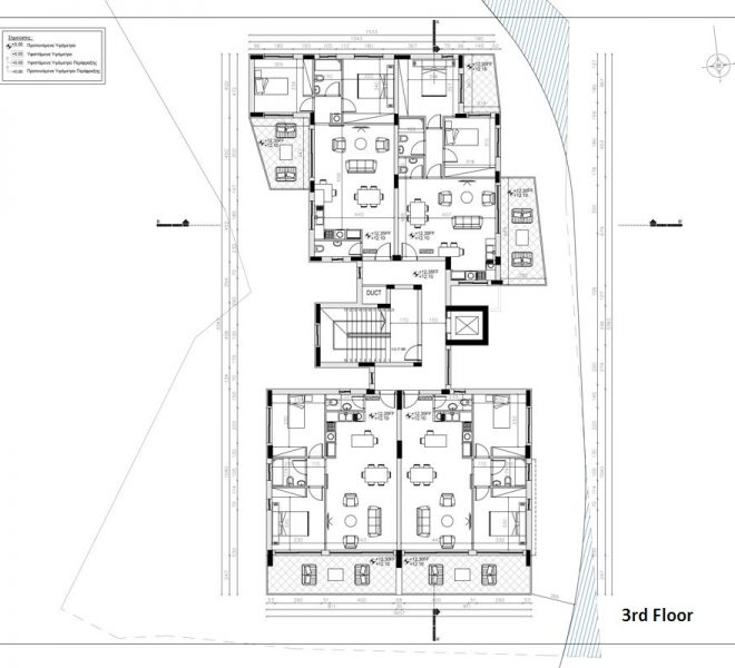 New 2-Bedroom Apartments in Limassol, Cyprus, AK12469 image 1