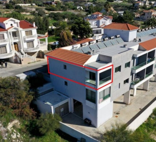 Limassol Property Attractive Two Bedroom Apartment In Germasogeia for sale in Germasogeia MK12898 image 1