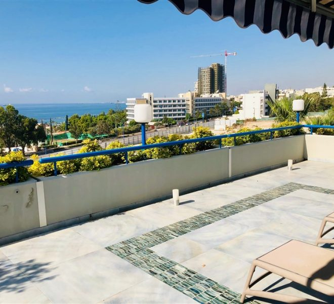 Limassol Property Spacious Two Bedroom Apartment With Sea View in Agios Tychon, Cyprus, AM13024 image 2