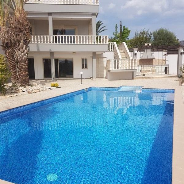 Spacious Five Bedroom House in Moni, Cyprus, AK12676 image 1