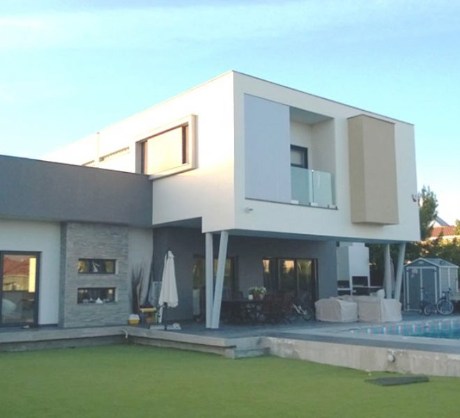 Modern 5-Bedroom House in Limassol, Cyprus, MK12186 image 1