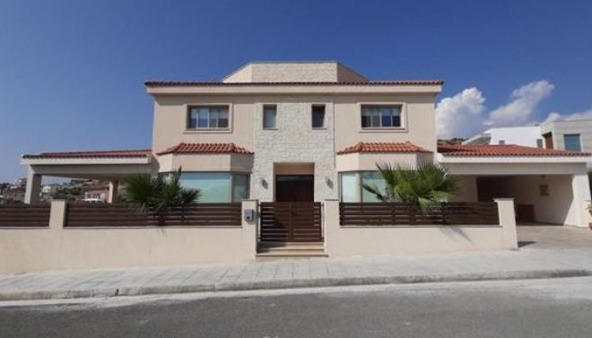 Limassol Property Luxury Villa In Mouttagiaka in Limassol, Cyprus, AE12714 image 3