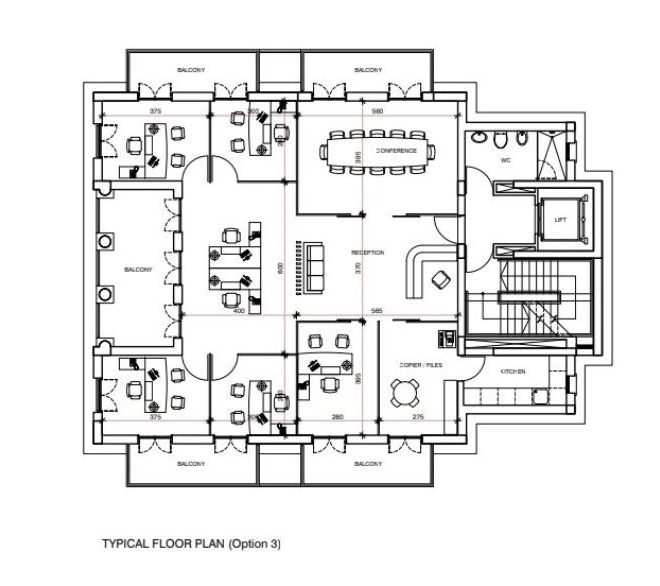 Luxury Brand New Commercial Building In Agios Athanasios in Agios Athanasios, Cyprus, AM 12755 image 3