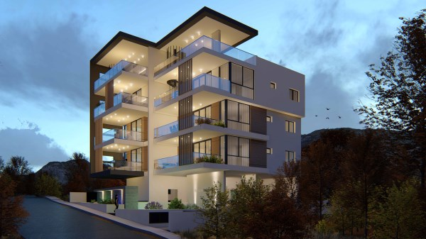 Limassol Property Modern Two Bedroom Apartment With Sea Views in Agia Fyla, Limassol, Cyprus, AE12861 image 3