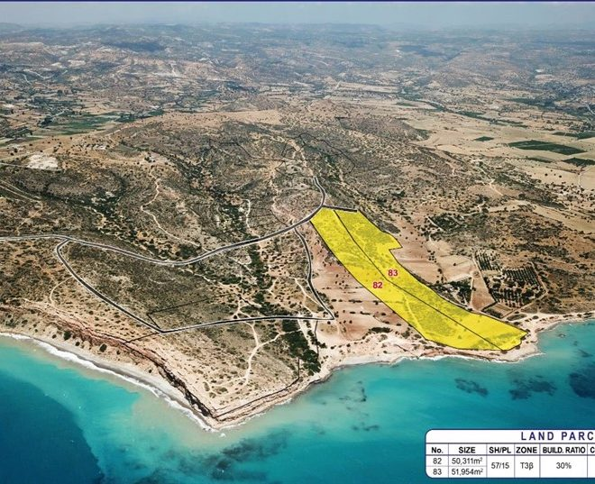 Limassol Property Excellent Location Plots and Houses In Pissouri in Pissouri Bay, Cyprus, AM13022 image 1
