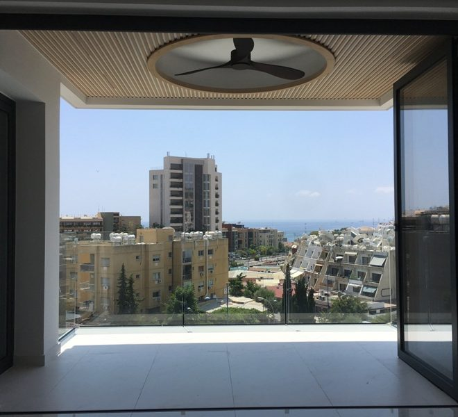 Sea View 3-Bedroom Apartment in Limassol, Cyprus, MK12367 image 1