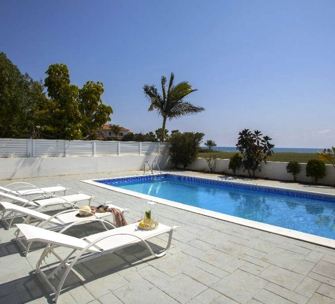 Luxury 4-Bedroom Villa in Mazotos, Cyprus, MK10548 image 2