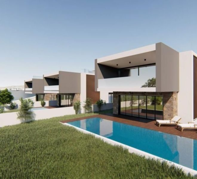 Luxury 3-Bedroom Villas in Paphos, Cyprus, AE12380 image 3