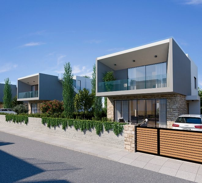 Modern 3-Bedroom Villas in Paphos, Cyprus, AE12336 image 3
