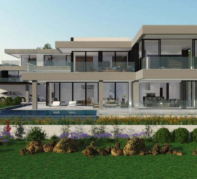 Ultimate 5-bedroom Villas for sale in Limassol AK12595 image 2