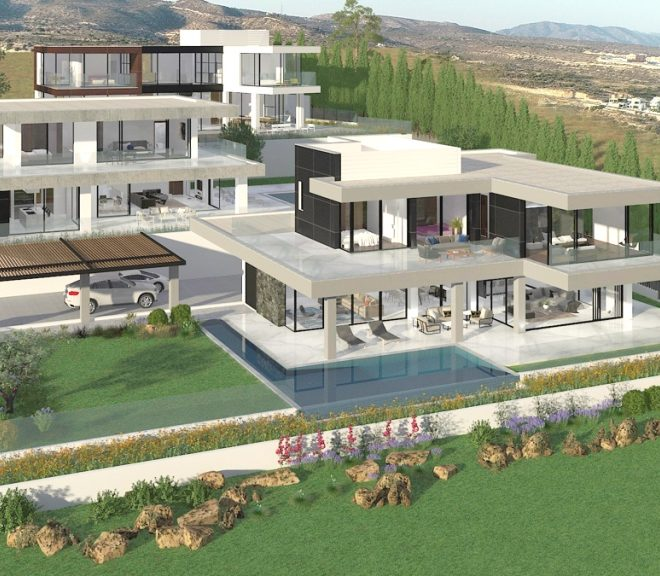 Ultimate 5-bedroom Villas for sale in Limassol AK12595 image 1