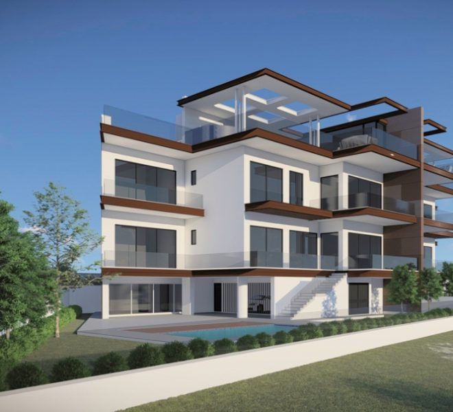 Luxury Duplex Apartments in Limassol, Cyprus, MK12599 image 3
