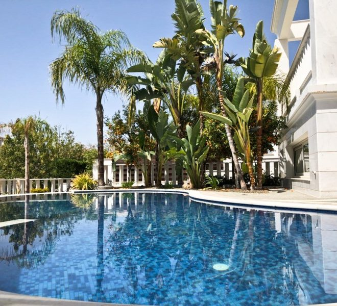 Luxury 4-Bedroom Villa for sale in Limassol image 2