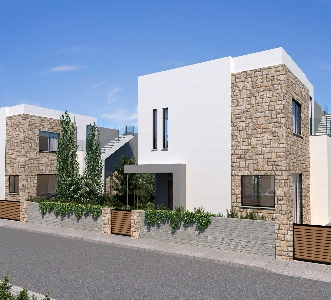 Modern 3-Bedroom Villas in Paphos, Cyprus, AE12336 image 2