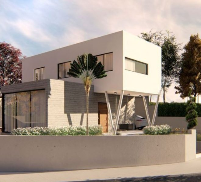 Limassol Property Modern Four Bedroom House In Palodia for sale in Palodia AM13065 image 1