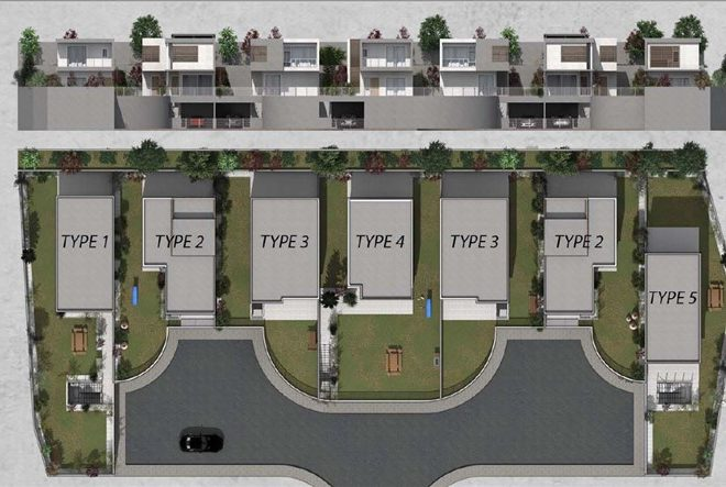 Limassol Property Modern Houses In Palodia Village in Palodia, Cyprus, CA13206 image 3