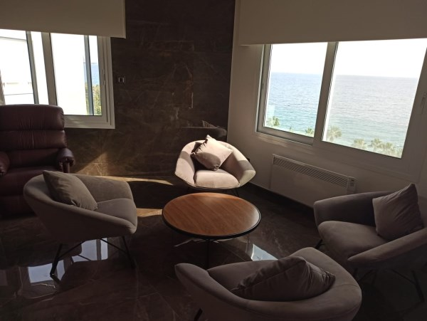 Limassol Property Luxury Three Bedroom Penthouse in Molos, Limasol, Cyprus, AE12842 image 3