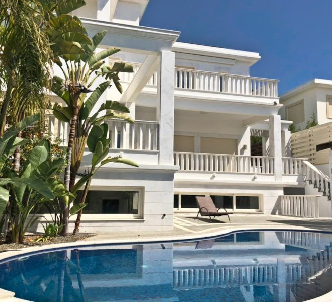 Luxury 4-Bedroom Villa for sale in Limassol image 1