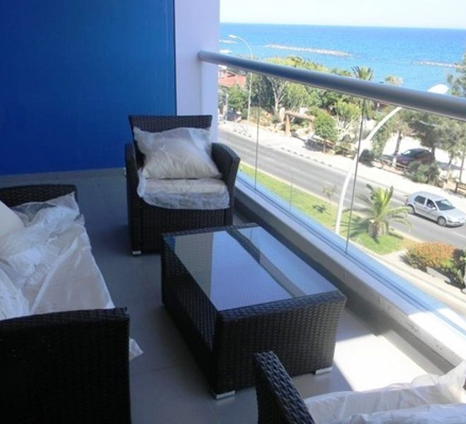 Sea View 3-Bedroom Apartment in Limassol, Cyprus, CM12170 image 1