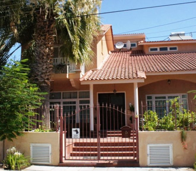Large 5-Bedroom House in Nicosia, Cyprus, MK12446 image 1