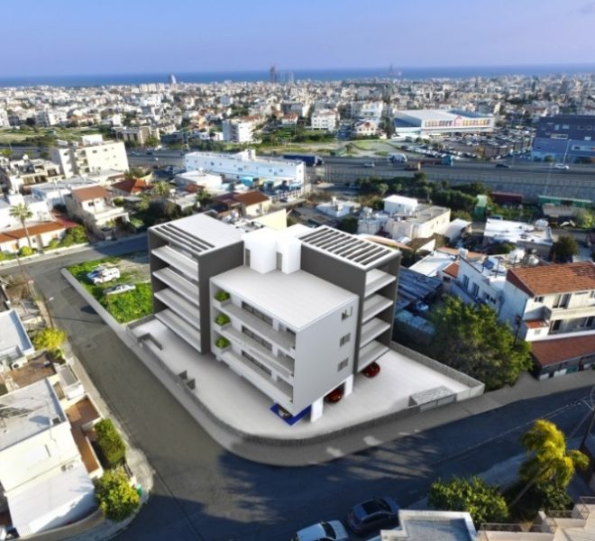 Modern 1-Bedroom Apartments for sale in Limassol image 3
