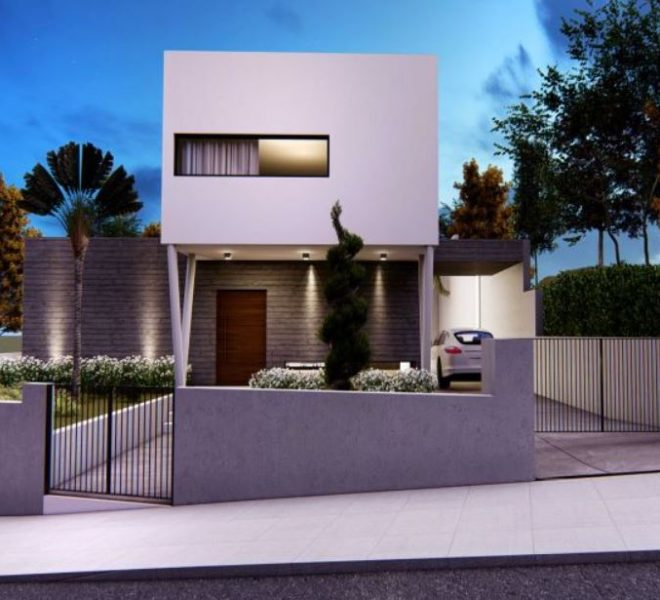 Limassol Property Modern Four Bedroom House In Palodia for sale in Palodia AM13065 image 3