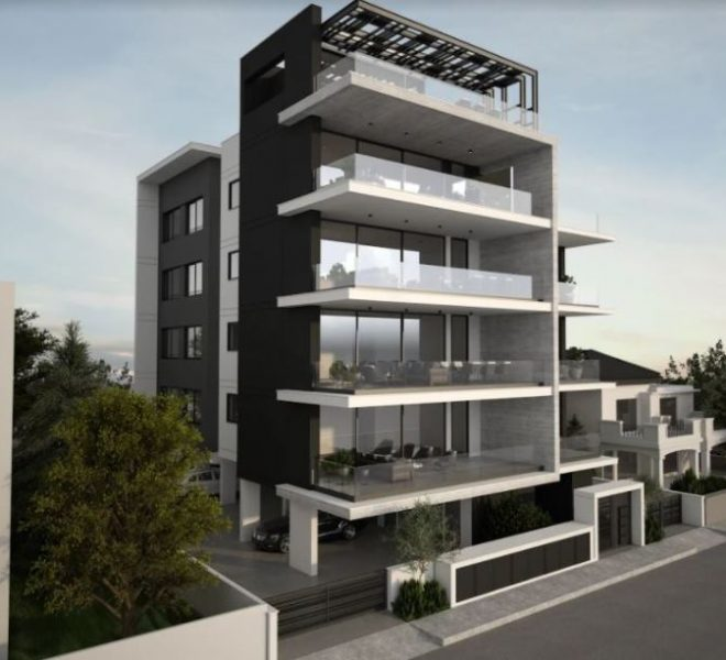 Contemporary Low rise Residential Complex in Agios Nektarios, Limassol, Cyprus, AM12765 image 1