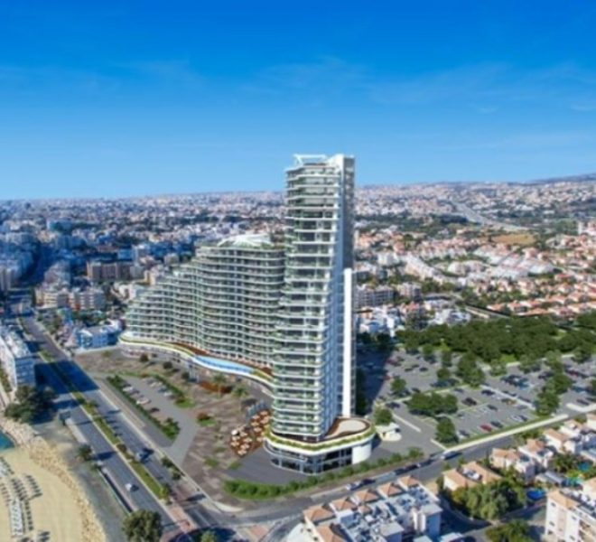Sea View 4-Bedroom Penthouses in Limassol, Cyprus, CM12550 image 2