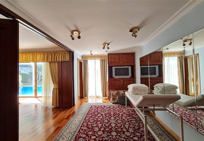 Limassol Property Cozy Spacious Villa On The Seafront in Mouttagiaka, Cyprus, AE13236 image 1