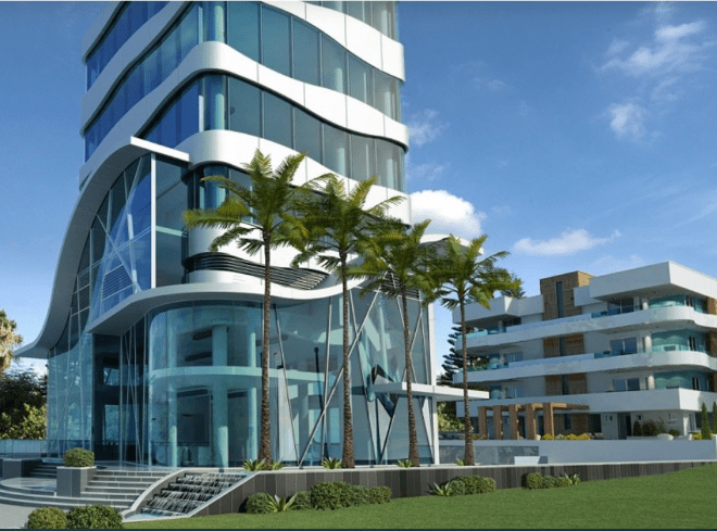 Limassol Property Stunning Office Space In Germasogeia Coastline in Germasogeia, Cyprus, AE12952 image 3