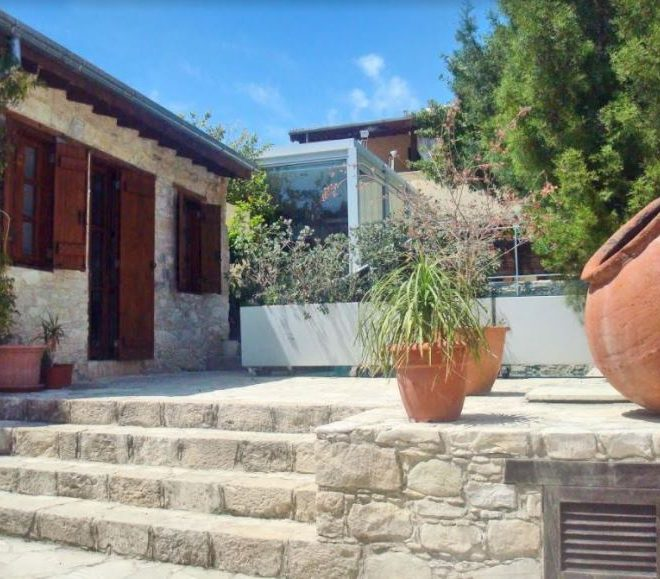 Traditional Three Bedroom House In Gerasa Village in Gerasa, Cyprus, AM12813 image 1