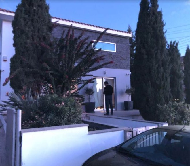 Limassol Property Attractive Modern Three Bedroom House in Agios Athanasios, Cyprus, MK12777 image 1