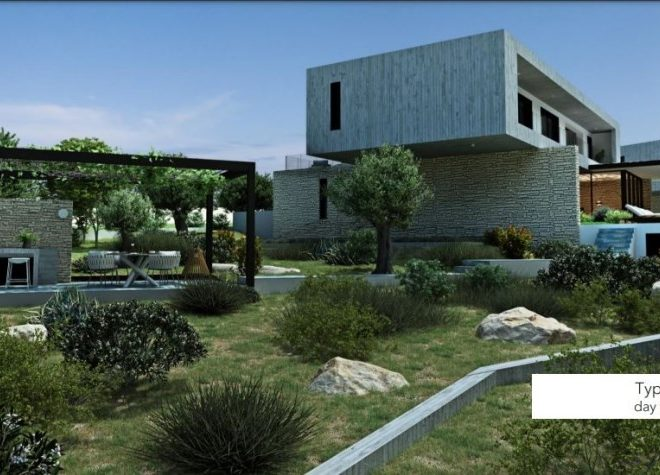 Limassol Property Stunning House In Moniatis in Moniatis, Cyprus, CM12941 image 3