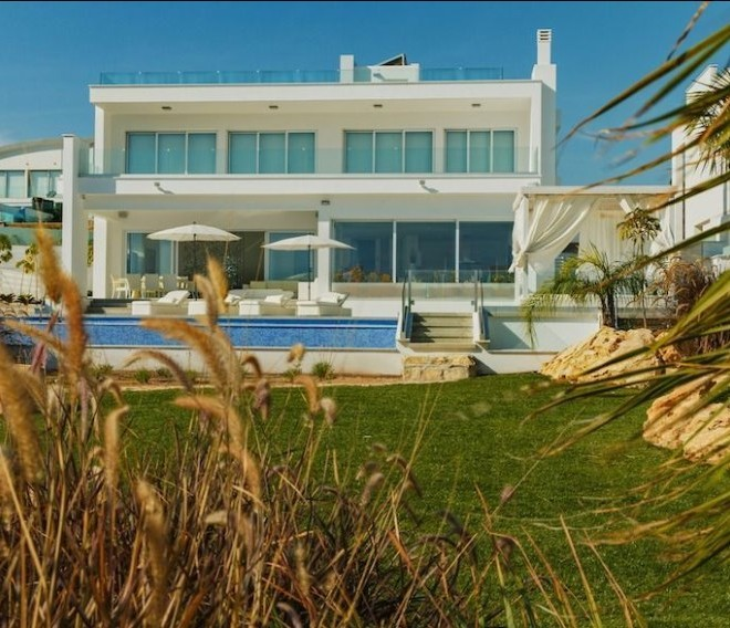 Luxury 6 Bedroom Villa on the Seafront in Protaras, Cyprus, MK8201 image 1