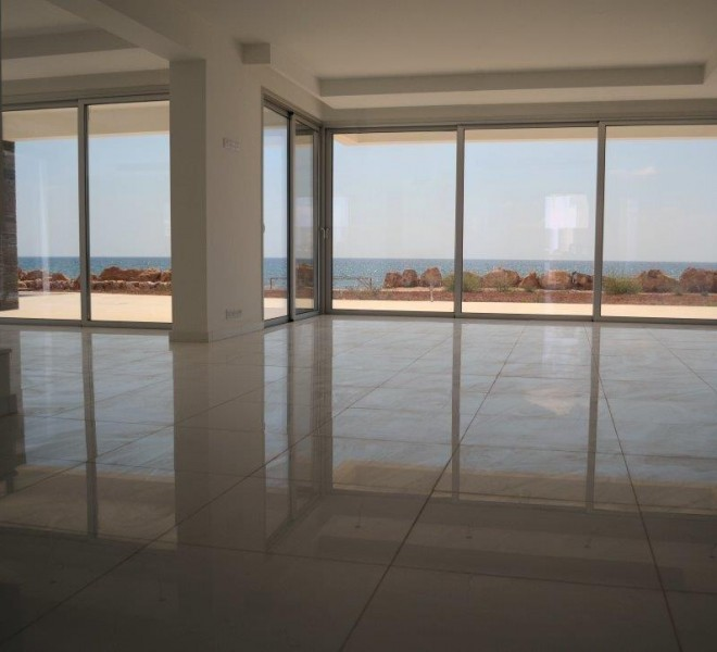Luxury New 4 Bedroom Villa on the Beach in Agia Thekla, Ayia Napa, Cyprus, CM8228 image 1