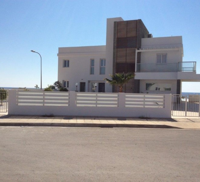 Luxury New 4 Bedroom Villa on the Beach in Agia Thekla, Ayia Napa, Cyprus, CM8228 image 3