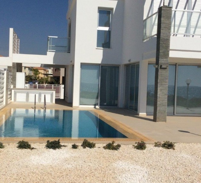 Luxury New 4 Bedroom Villa on the Beach for sale in Agia Thekla, Ayia Napa image 5