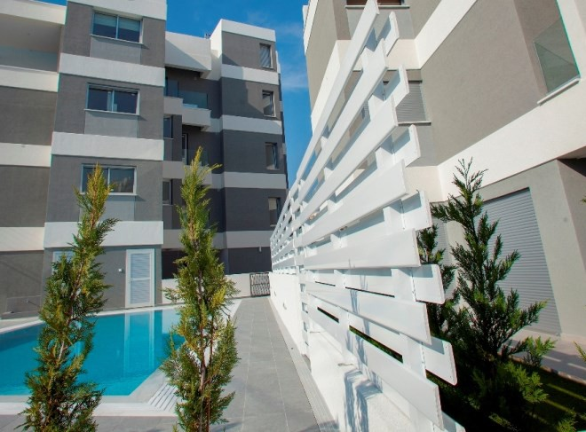 New Luxury 2 Bedroom Apartment in the Tourist Area of Limassol in Potamos tis Germasogeias, Germasogeia, Cyprus, PX8287 image 1